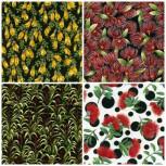 Kiwi Quarters Flora