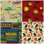Aussie Quarters Icons