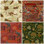 Aussie Quarters Aboriginal Inspired