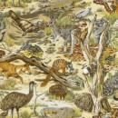 Animals of Australia Col. 101