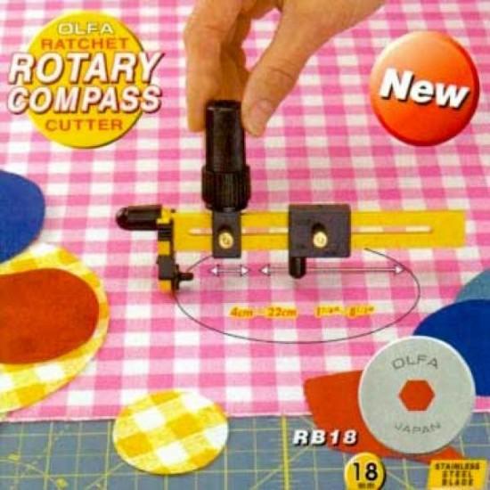 CMP-3 Rotary Compass Cutter