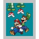 Super Mario Col. 101 (90cm)
