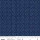 Circle Dot Col. 106 Navy