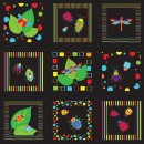 Bugs & Critters Col. 105 Squares