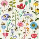 Kiwiana Laminate Col. 114 Bee Haven Floral