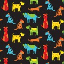 Happy Paws Col. 103 Dogs Multi