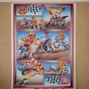 Motorcross Col. 102 (60cm Panel)