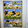 Running Rugby Colour 1 (60cm Panel)